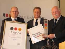 Von links nach rechts: Martin Offner, <br> Werner Block, Rainer Knapp